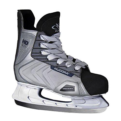 HUDORA Eishockey-Schuhe HD-216, Gr. 44 - Schlittschuhe Eishockey - 40144