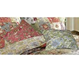 Greenland Blooming Prairie Decorative Pillow Pair 16' x 16'