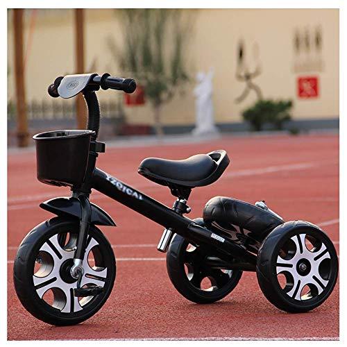 DRAGDS Baby Stollers Leichte Baby-Kinderwagen Kinder Trike- Und Balance-Bike, Multifunktionale Kinder Dreirad...