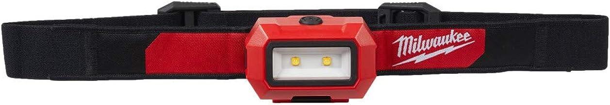 Milwaukee HL2 LED hoofdlamp