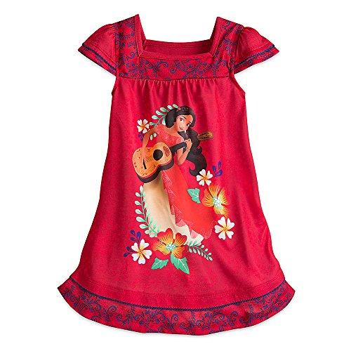 Disney Elena of Avalor Nightshirt for Girls Size 9/10
