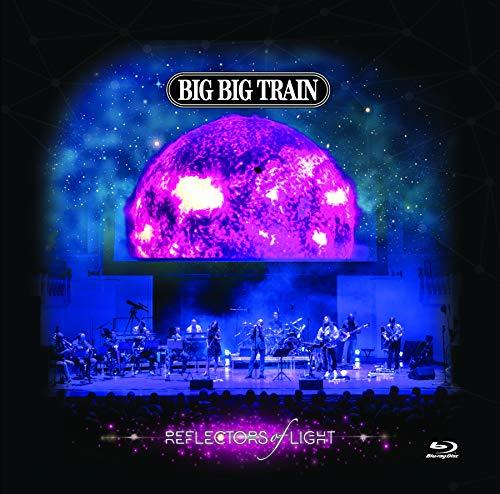 BIG BIG TRAIN 'Reflectors Of Light' (Blu Ray - All Regions) [Blu-ray] [2019] [NTSC]