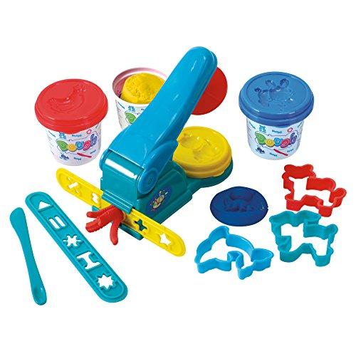 PlayGo Dough Press 3 x 5Ounce Dough Included