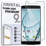REY Protector de Pantalla para VERNEE Apollo X, Cristal Vidrio Templado Premium