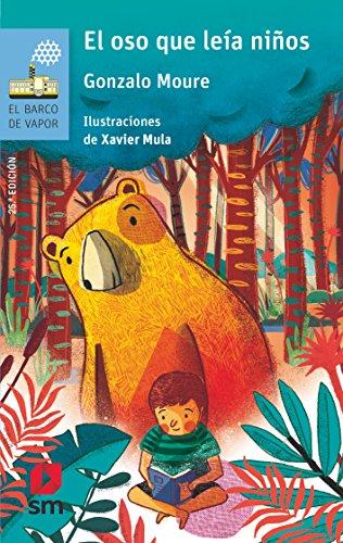 El oso que leía niños (El Barco de Vapor Azul)