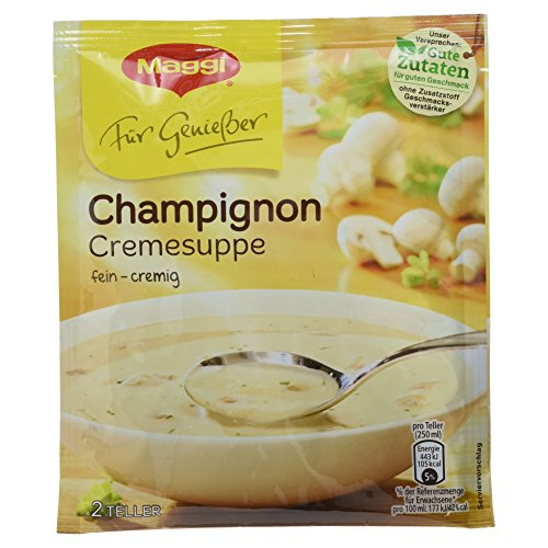 Maggi Für Genießer Suppe Champignon Creme 51g