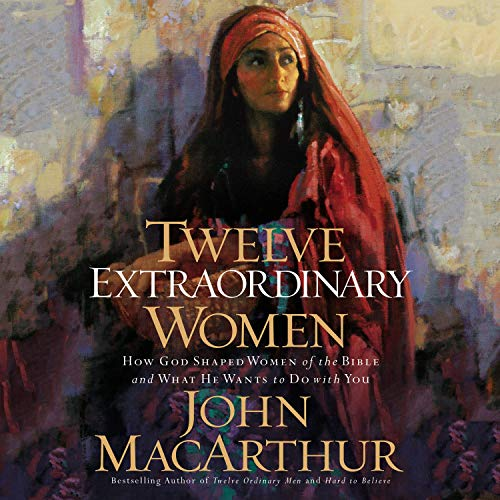 Twelve Extraordinary Women cover art
