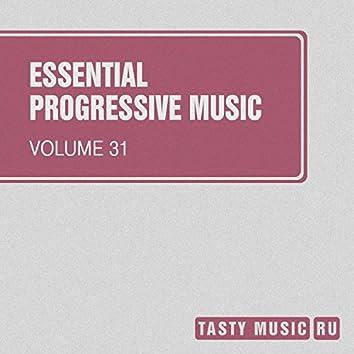 Essential Progressive Music, Vol. 31