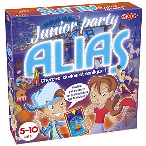 Tactic Junior Party Alias