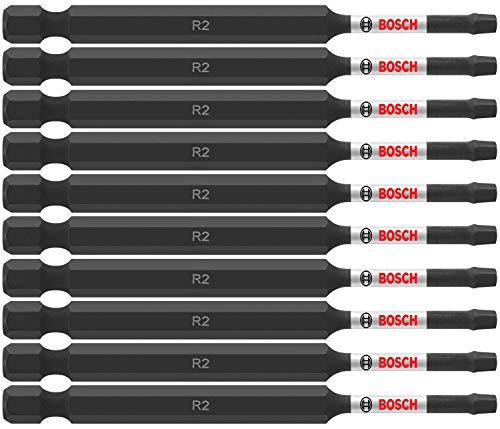 Bosch ITSQ235B 3.5 In. Square #2 Impact Tough Screwdriving Bit