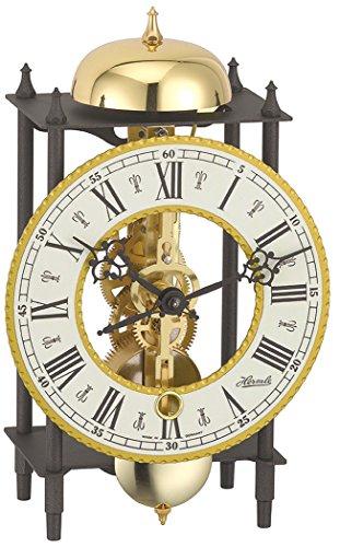 Hermle Uhrenmanufaktur Tischuhr, Schwarz