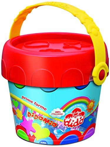 Didò-468108 Secchiello Prime Forme, Multicolore, 468108