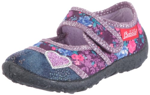 Beck Pretty 632, Chaussons fille - Violet - V.4, 30 EU