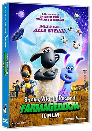 Shaun, Vita Da Pecora: Farmageddon - Il Film (Dvd) ( DVD)