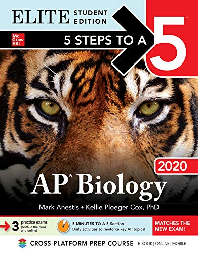 5 Steps to a 5: AP Biology 2020 Elite Student Edition (5 Steps to a 5 AP Biology Elite)