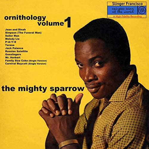 The Mighty Sparrow