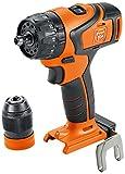 FEIN 71132264000 ABS 18 Q Select 450RPM 18V Negro, Naranja-Destornillador (18 V, 1,3 kg, 450, 2000 RPM)