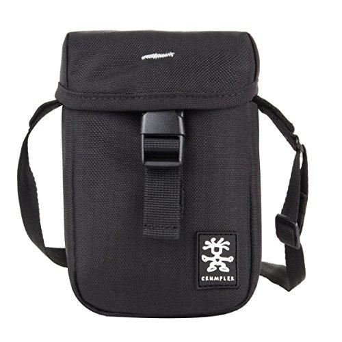 Crumpler Proper Roady Fototasche 200 Schwarz–Kamerataschen & -hüllen (Tasche, Schwarz)
