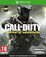 Call of Duty Infinite Warfare Xbox One (輸入版)