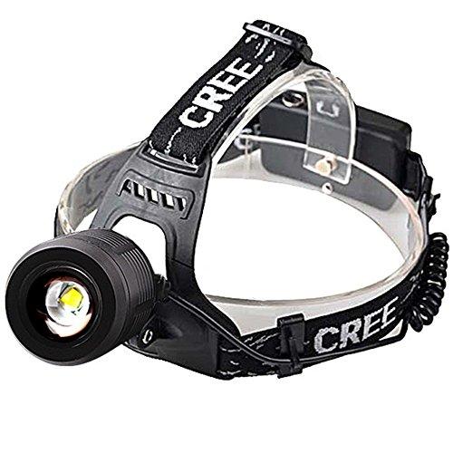 lylg Brentwood recargables linterna frontal LED Linterna de cabeza faro 3luz impermeable...