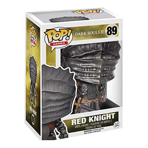 Funko Pop Games : Dark Souls 3 -Red Knight 3.9inch Vinyl Gift for Boys Games Fans SuperCollection