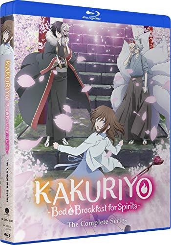 Kakuriyo: Bed & Breakfast for Spirits - The Complete Series [Blu-ray]