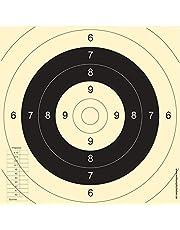 250tiro Discos Sport Pistola Precisión BDS