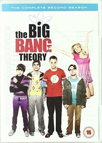 Big Bang Theory-Series 2-Compl [Edizione: Regno Unito]