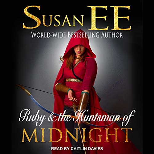 Ruby & the Huntsman of Midnight cover art