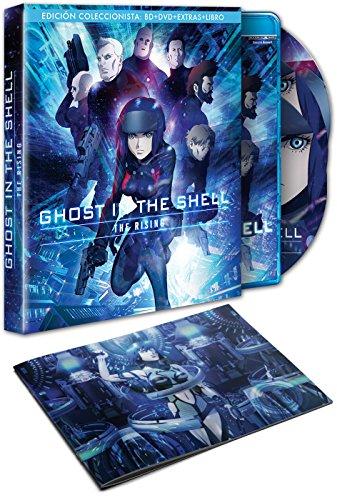 Ghost In The Shell La Nueva Película Bluray [Blu-ray]