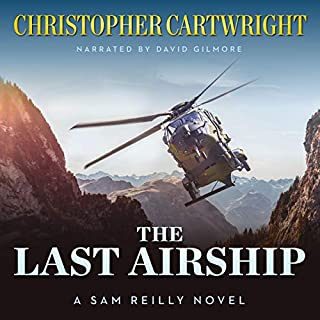 The Last Airship cover art
