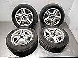 Llanta S Ibiza (6k) 4 TORNILLOS185/60 R14 82H 4 UNIDADES (usado) (id:galap989913)