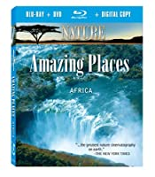 Nature: Amazing Places: Africa [Blu-ray] [Import]