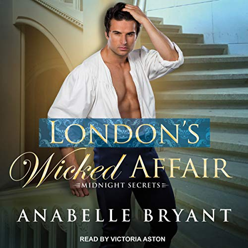 London's Wicked Affair audiobook cover art