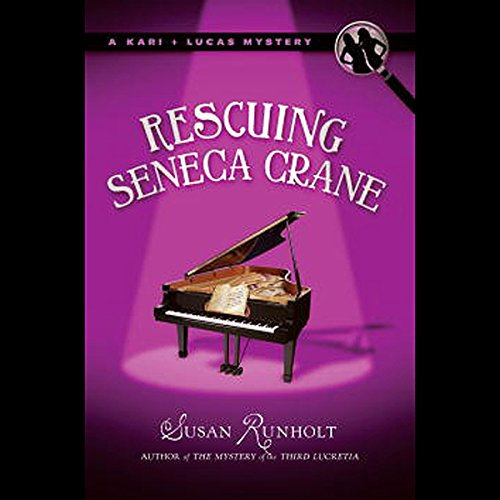 Rescuing Seneca Crane  audiobook cover art