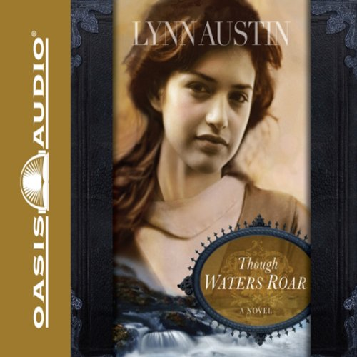 Though Waters Roar audiobook cover art