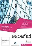 interaktive sprachreise sprachkurs 2 español: der selbstlernkurs für fortgeschrittene / Paket: 1 DVD-ROM + 1 Audio-CD + 1 Textbuch (Interaktive Sprachreise digital publishing)
