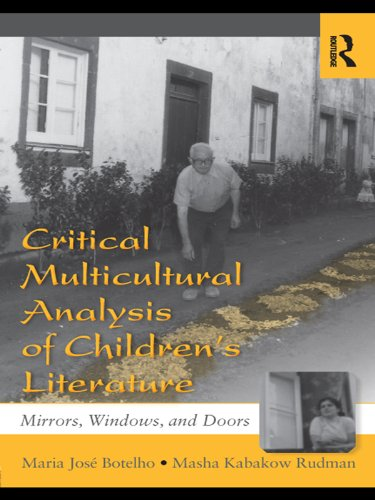 Critical Multicultural Analysis of Children's Literature: Mirrors, Windows, and Doors (Language, Culture, and Teaching Series)