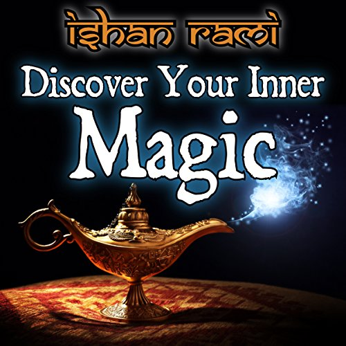 Discover Your Inner Magic! audiobook cover art