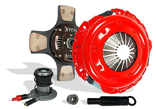 Clutch Kit And Slave Compatible With Econoline Bronco F150-350 E150-350 Custom...