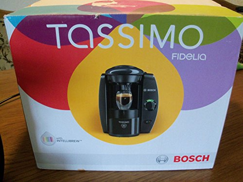 Bosch TAS4000 Tassimo schwarz
