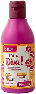 Shampoo Toda Diva, Beleza Natural, 300ml