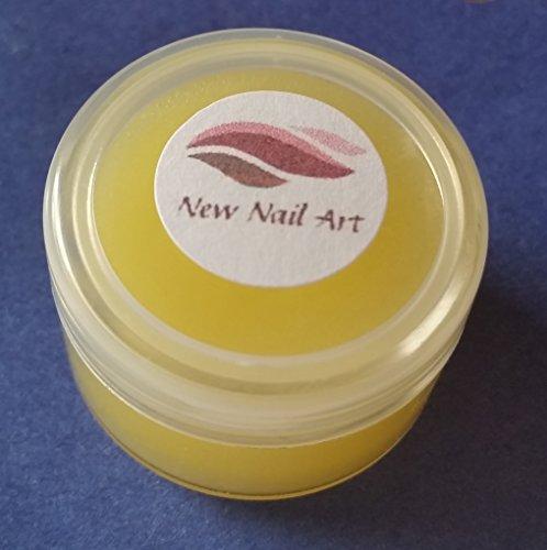 New Nail Art Crème de soin pour les cuticules - Jaune transparent - 10 ml