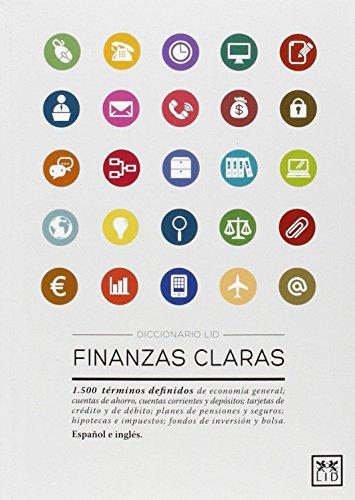 Diccionario Lid Finanzas claras (Diccionarios LID)