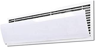 WAJI Central air Conditioning Windshield Anti-Direct Blowing air Duct Machine Ceiling Machine air Outlet Baffle air Deflector, Adjustable (Single Piece) General office-112cm