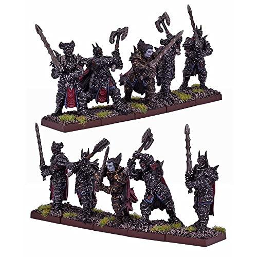 Mantic Games MGKWU103 - Juego de Tropas de infantería en Miniatura, Multicolor
