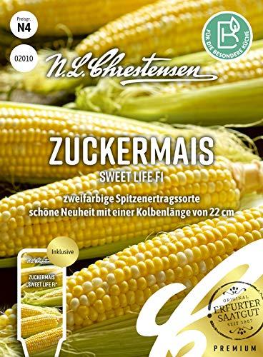 Zuckermais Sweet Life F1 Samen, Saatgut