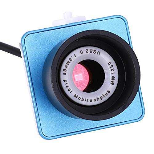 Goshyda Electronic Eyepiece,1.25' Telescope Digital Electronic Eyepiece Camera for Astrophotography USB Port for Lunar and Planetary Shots