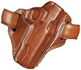 Galco Combat Master Belt Holster for Glock 26, 27, 33 (Tan, Right-Hand)