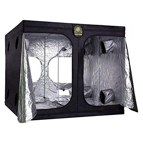 Helios 96' x 96' x 80' Grow Tent – Indoor Mylar Hydroponic Plant Growing Room